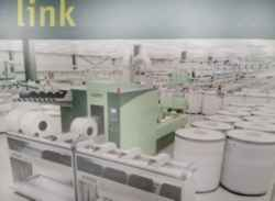 Africasiaeuro - machines textile - Link magazine cover RIETER textile works
